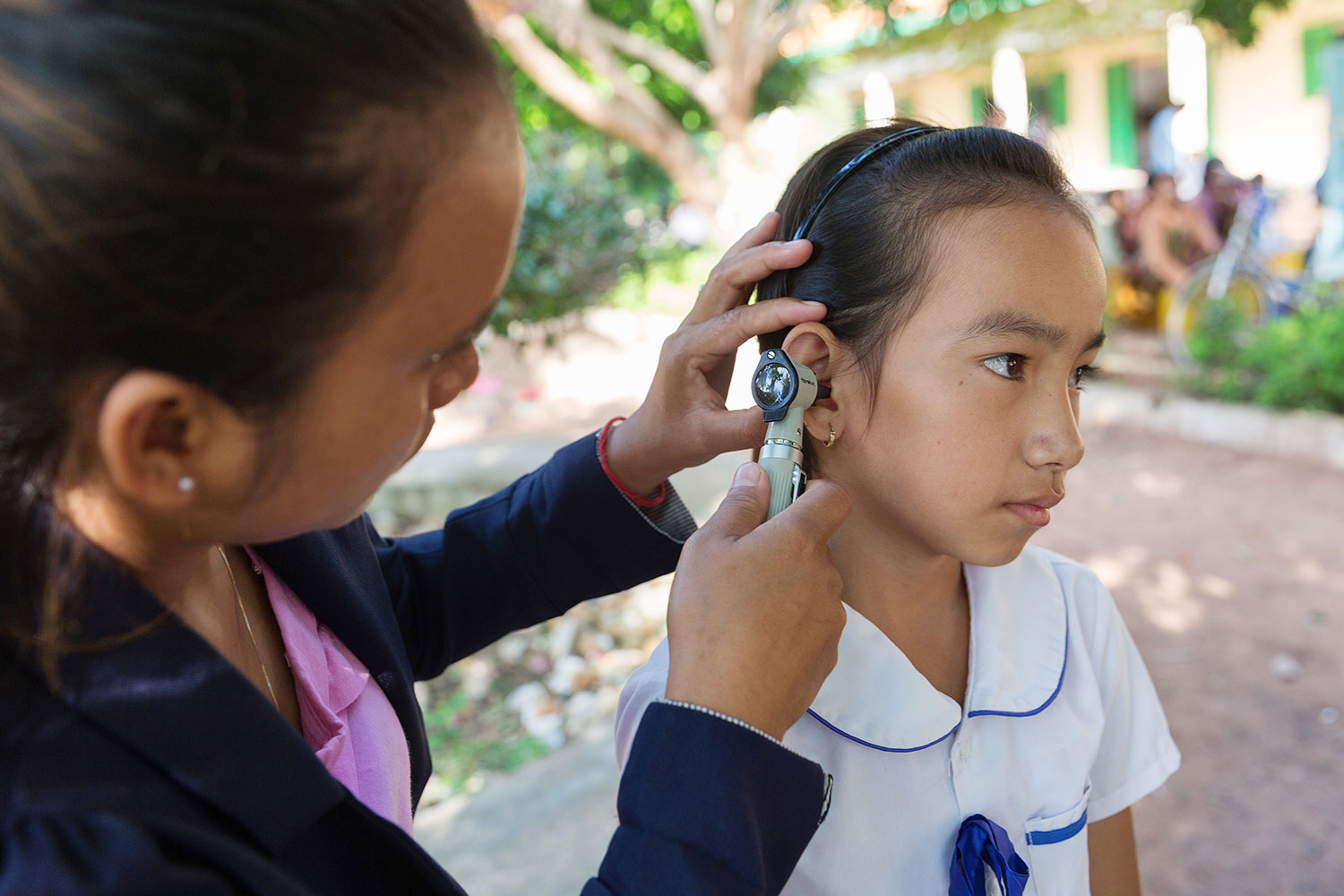 Generositea Sales Supporting Nurses in Cambodian Schools