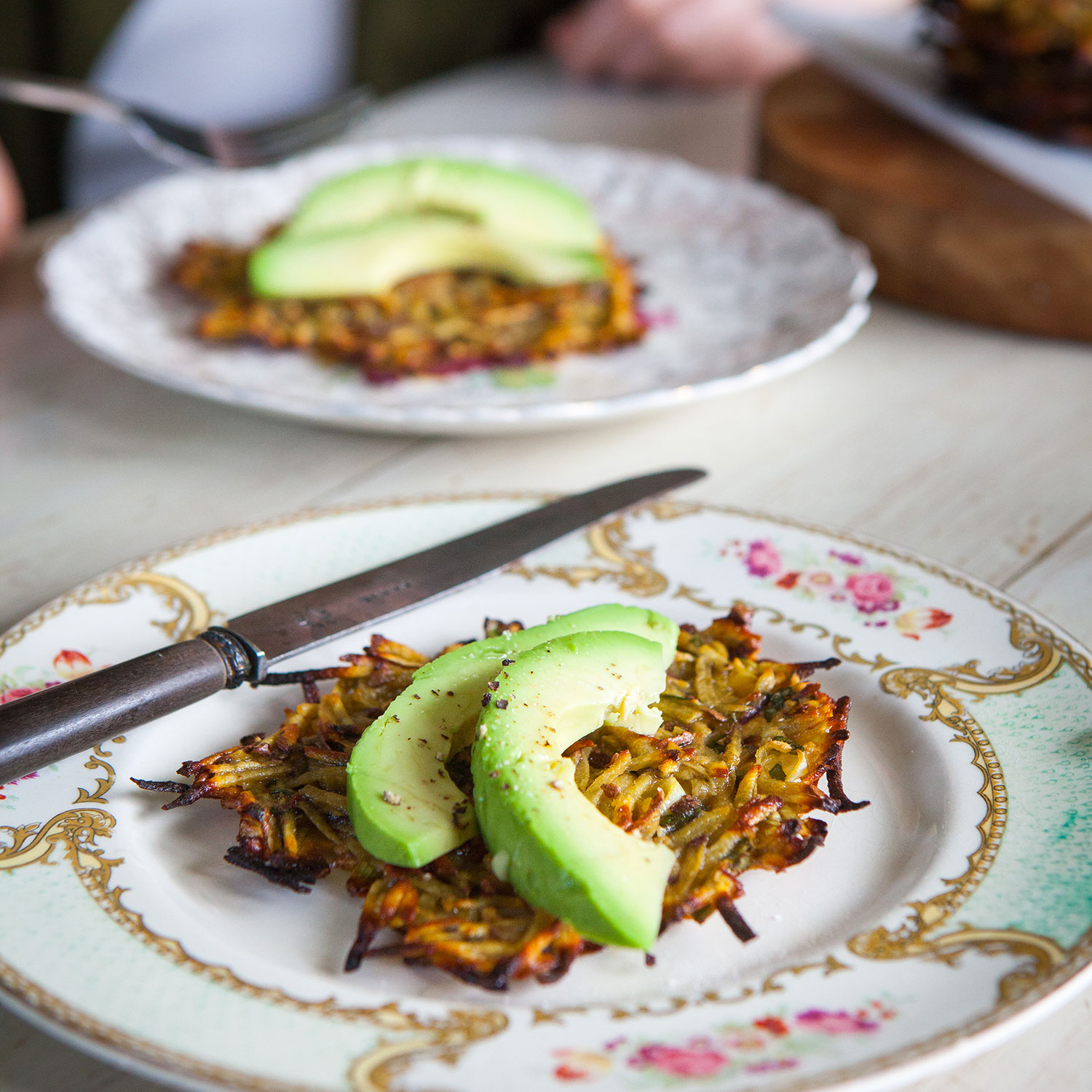 Protected: Sweet Potato Rostis