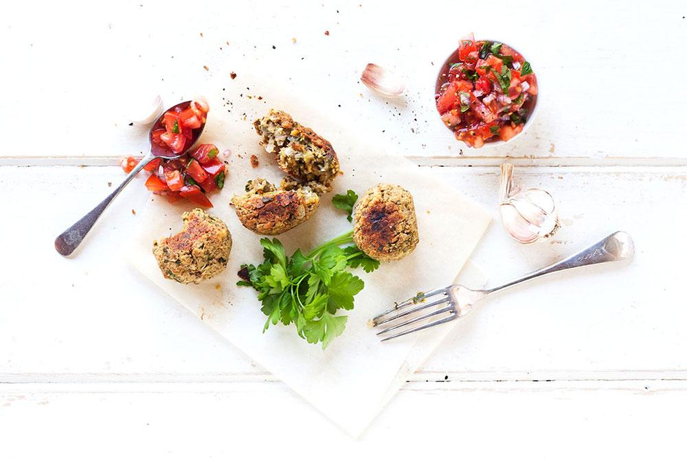 falafels recipe