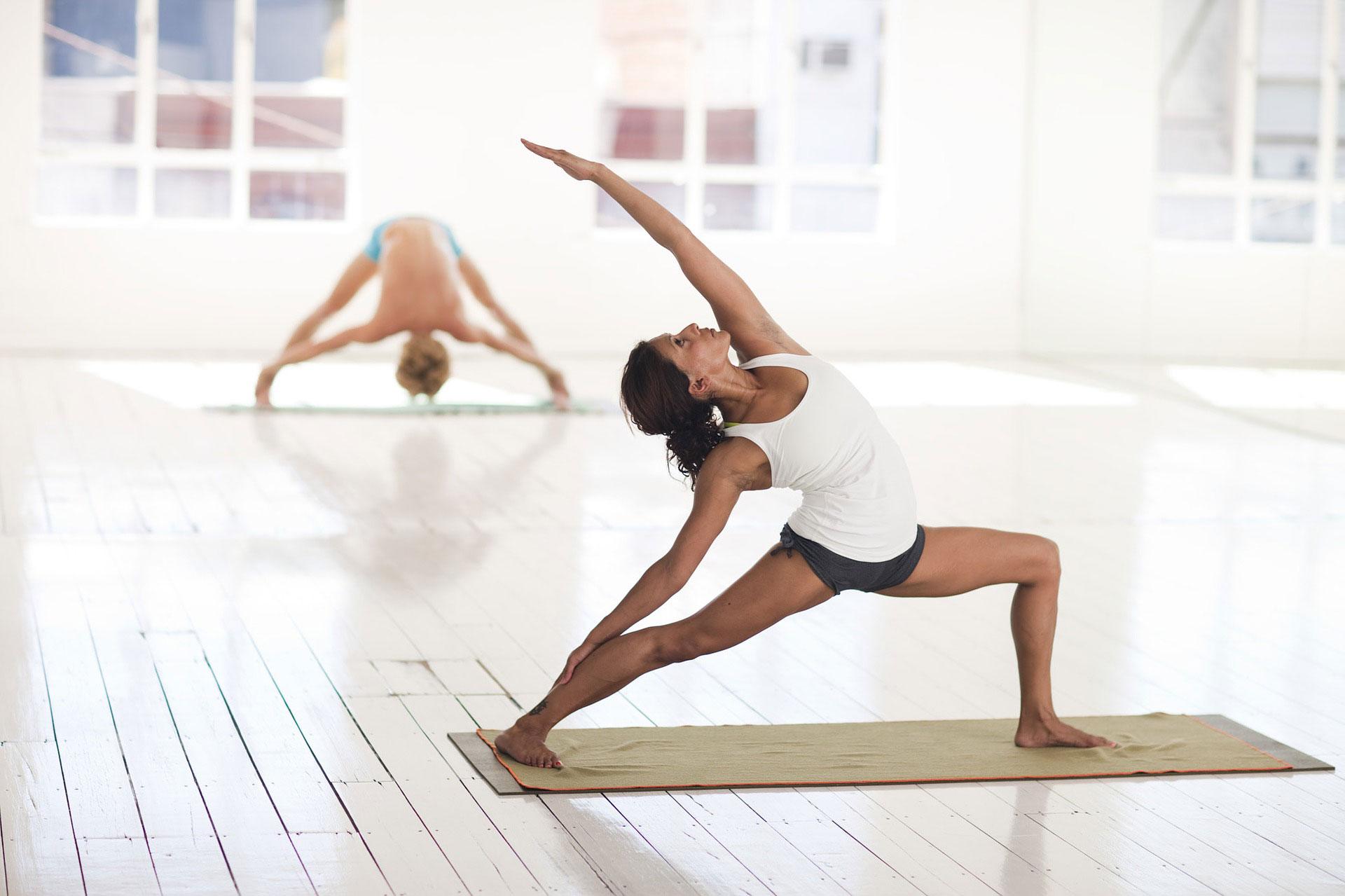 Breathing, yoga and meditation part one