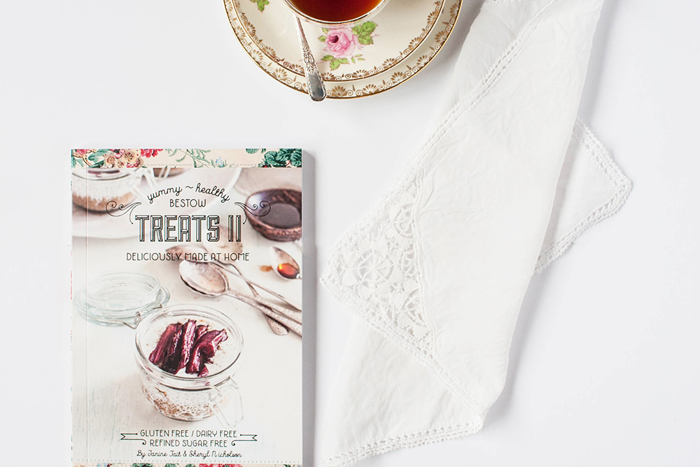 OUT NOW! – Bestow Treats II Recipe Journal