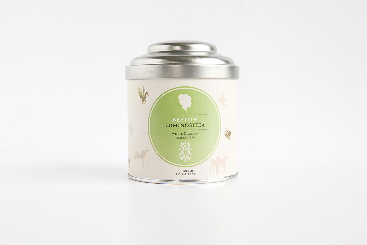 Luminositea – the organic tea blend for glowing skin