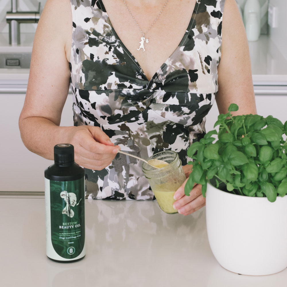 Simple ways to use Bestow Beauty Oil in your daily rituals – Series 4 of 5