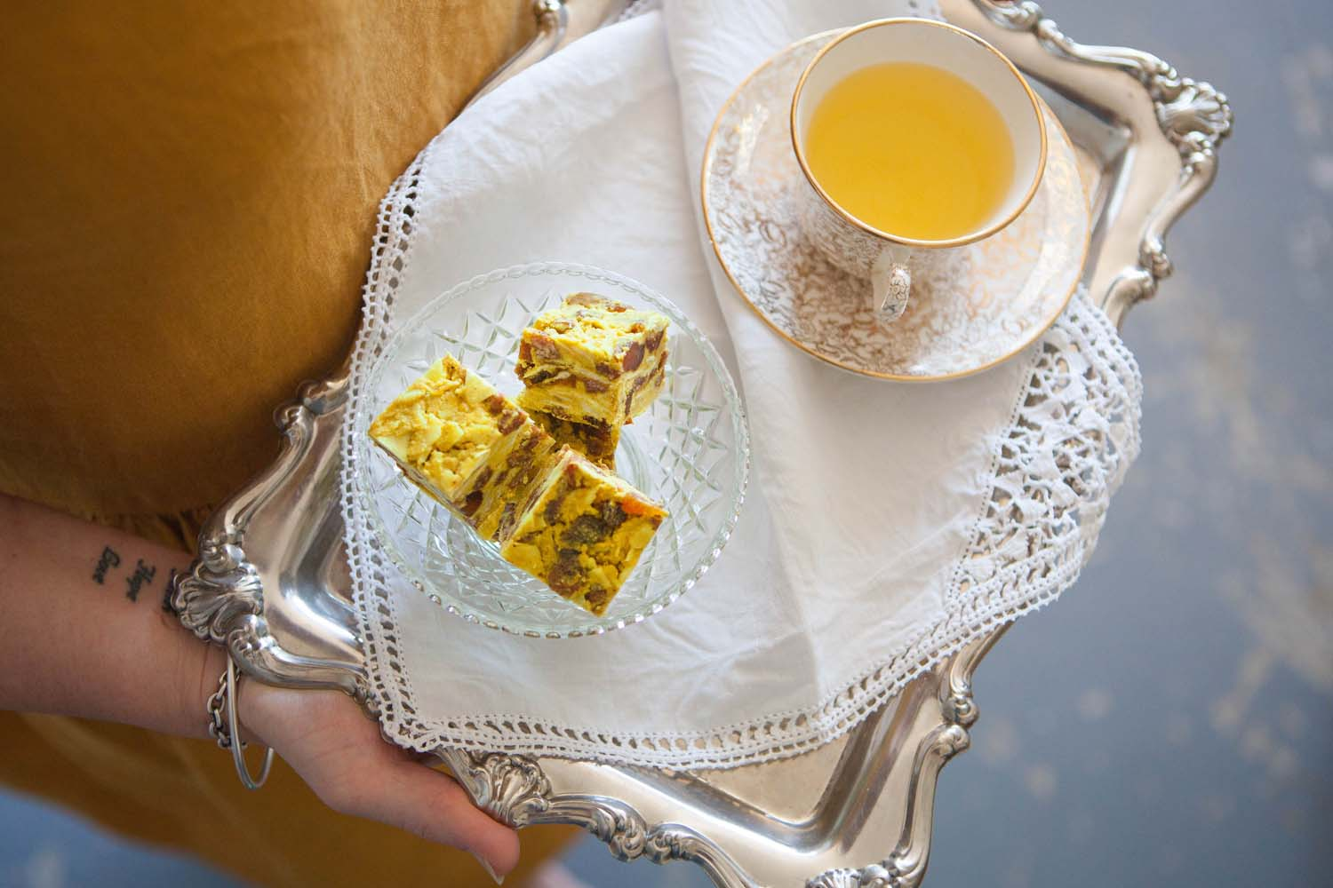 Jenny's Tropical Turmeric Slice