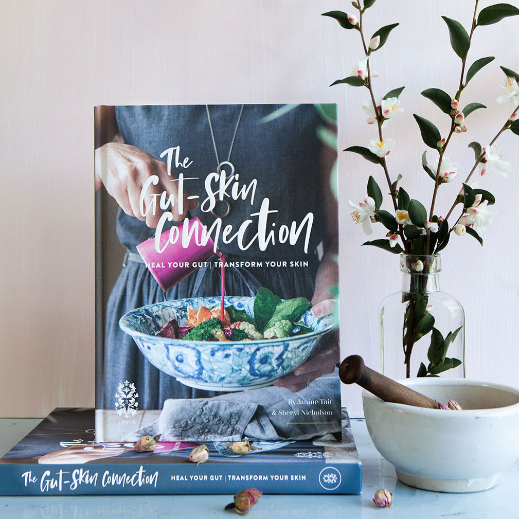 New Book! The Gut-Skin Connection